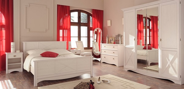 Agencer chambre coucher lit meubles et d co comment agencer sa chambre - Agencer une chambre ...