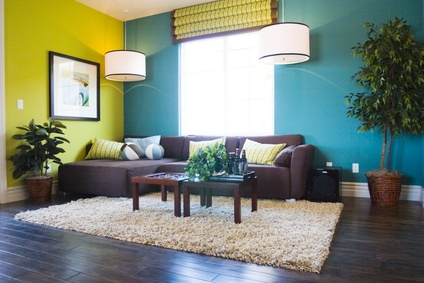 Couleur salon: comment bien décorer en couleur votre salon